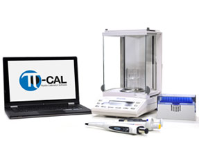 pi-Cal pipette calibration application