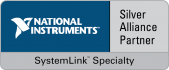 Carya Automation National Instruments SystemLink Speciality Silver Alliance Partner Membership